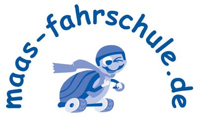 maas fahrschule Düsseldorf Retina Logo