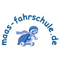 maas fahrschule Düsseldorf Mobile Retina Logo